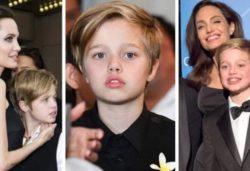 Дочь Анджелины Джоли и Брэда Питта начала гормональную терапию, решив стать мальчиком
