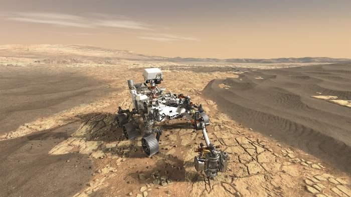 Марс 2020