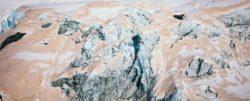Новозеландские ледники становятся красными (ФОТО)