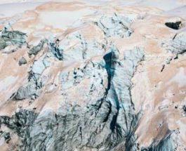 Новозеландские ледники