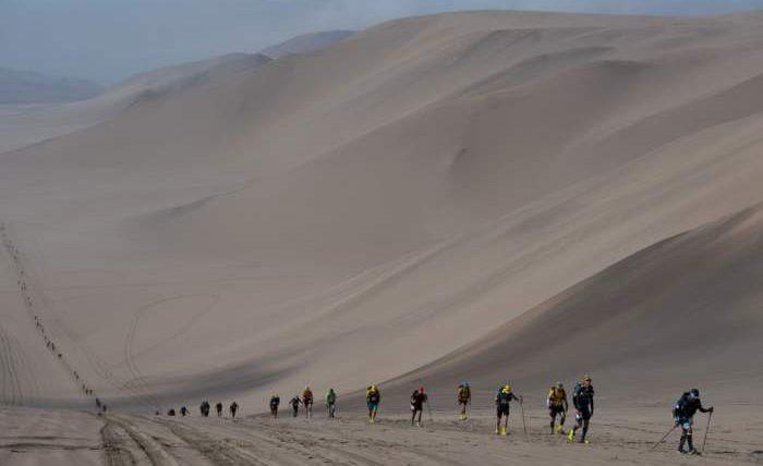 Паракас, Перу