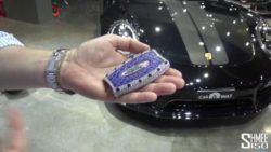 Это самый дорогой автомобильный ключ в мире (ВИДЕО)