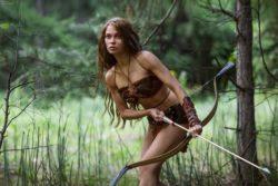 Археологи обнаружили скелет амазонки, убитой в бою