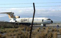 Жуткие фотографии заброшенного аэропорта на Кипре (11 фото)