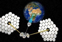 Китай построит космическую электростанцию к 2035 году