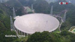 Китай завершает испытания телескопа для поиска внеземной жизни