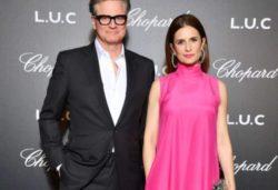 Колин Ферт и его жена развелись после 22 лет брака
