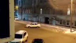 В Перми Лада Приора сама завелась и поехала (ВИДЕО)