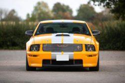Бельгийский футболист продает редкий Mustang по цене Toyota Camry (ФОТО)