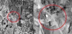 Что происходит на обратной стороны Луны? На фото выявлены здания и транспортные средства.