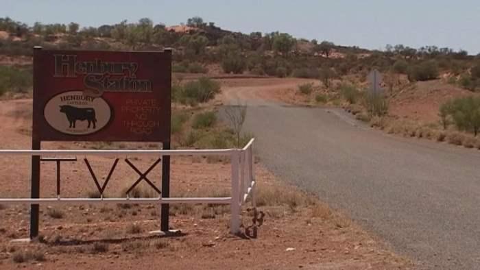 провела 12 дней в пустыне Австралии