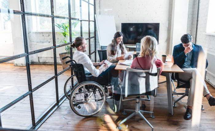 работа инвалиды