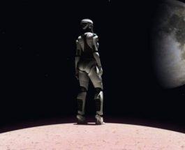 робот луна