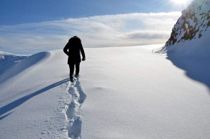 снег турция