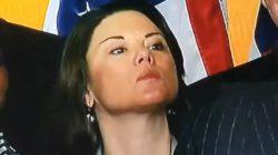 У конгрессмена-демократа Энджи Крейг что-то происходит с лицом (ВИДЕО)