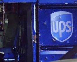 сша перестрелка UPS
