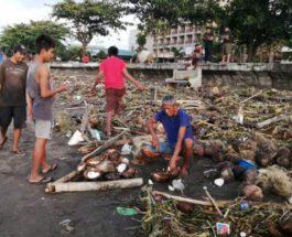 филиппины тайфун