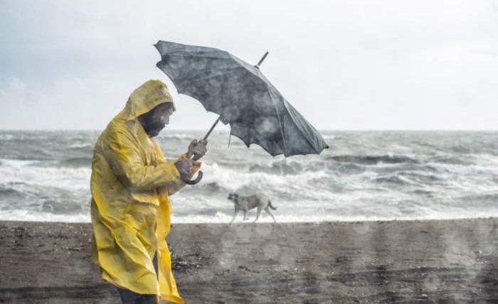 шторм франция
