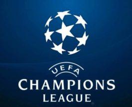 1 16 финал Лиги Чемпионов