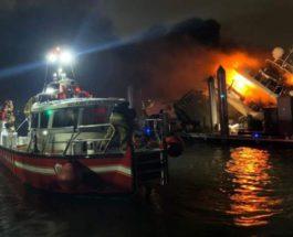 120 футовая яхта Марка Энтони