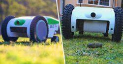 Создан робот Beetl, который ищет и убирает собачьи экскременты