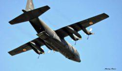 В Чили ищут пропавший с радаров военный самолет C130