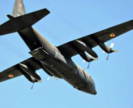 C-130 самолет