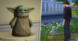 В The Sims 4 теперь есть ребенок Йода