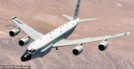 Американские и британские самолеты-шпионы