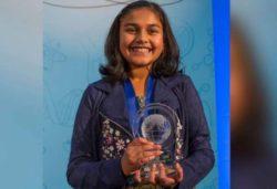 13-летняя девочка изобрела технологию проверки чистоты воды