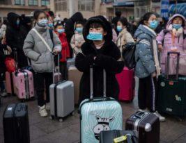 Монголия закрыла границу с Китаем
