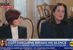 Оззи Осборн рассказал, что он заболел Паркинсоном в эмоциональном интервью со своей женой Шарон