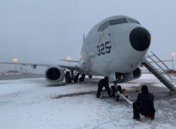 Патрульная эскадра ВМС США завершила морские операции в Арктике