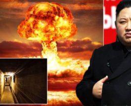 Подземные бункеры и базы Северной Кореи