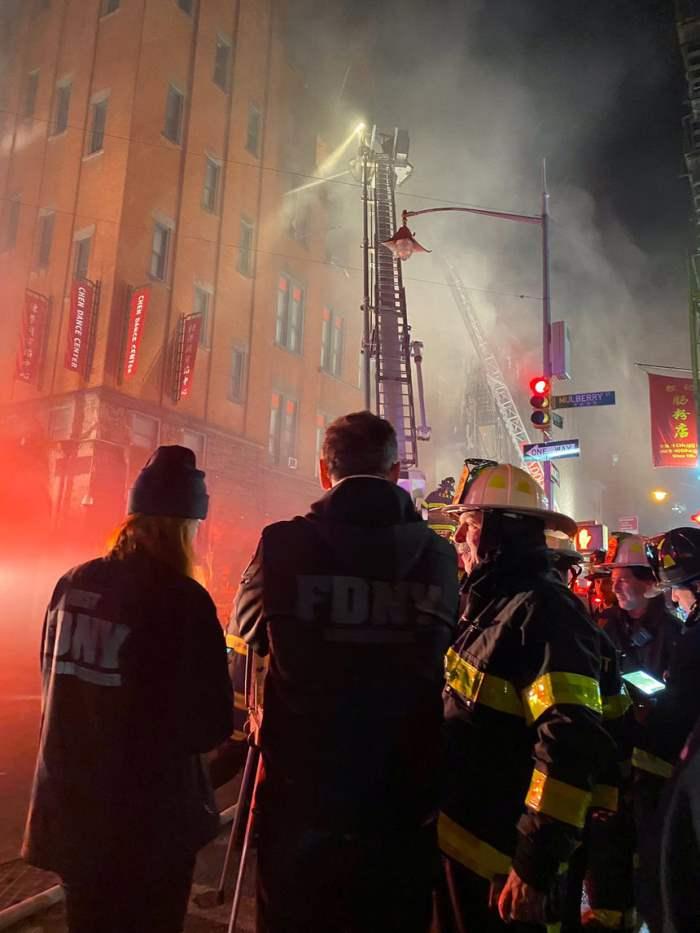 Пожарные потушили пожар