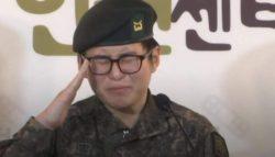 Солдат-трансгендер в Южной Корее был уволен со службы из-за операции по смене пола