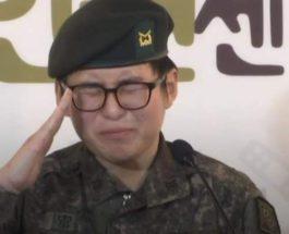 Солдат-трансгендер в Южной Корее