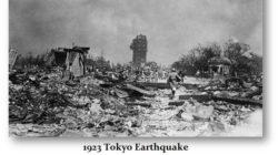 Япония готовится к повторению землетрясения, которое в 1923 году уничтожило Токио