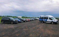 Где оставить автомобиль в Москве, если требуется улететь