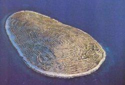 Секреты маленького острова Бальенак, похожего на отпечаток пальца