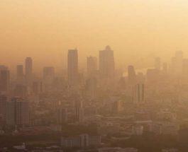 бангкок загрязнение
