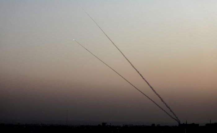 две ракеты