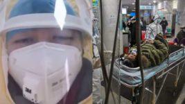 китай медсестра вирус