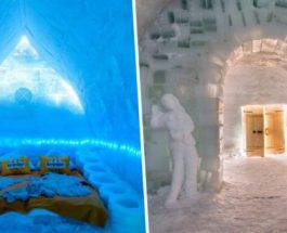 ледовый отель