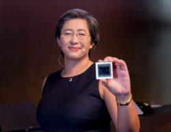 AMD подорожала на 2500% под руководством Лизы Су