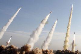 ракеты иран