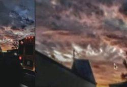 Над городом Тулса, США, наблюдали НЛО