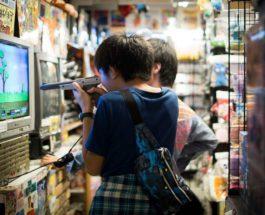 япония видеоигры