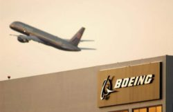Самый большой двухмоторный пассажирский самолет Boeing 777X взлетел на первый рейс