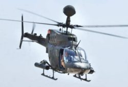 В Хорватии разбили вертолет Kiowa OH-58 D, подаренный США